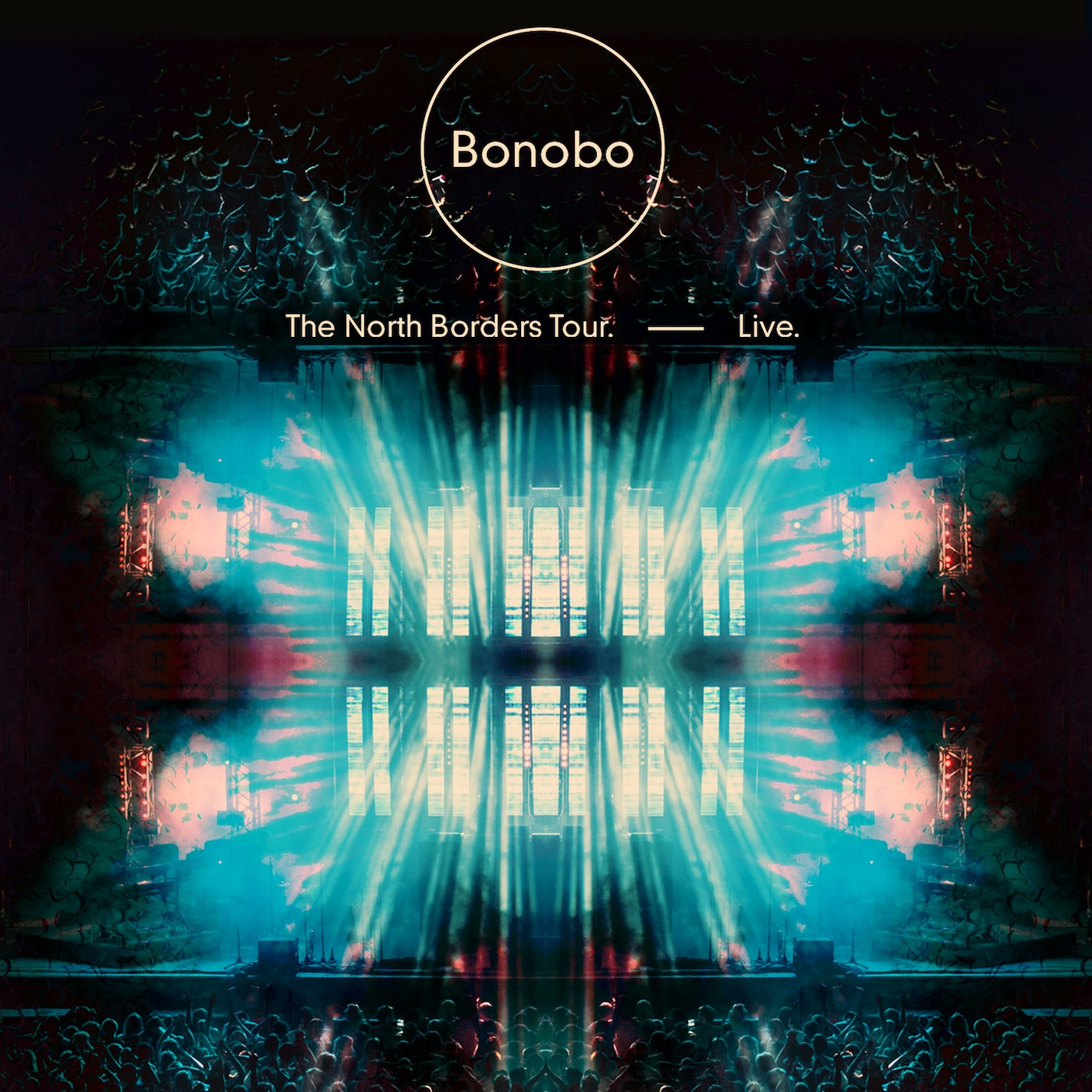 Bonobo - The North Borders Tour - Live. (Album Review incl Preview)