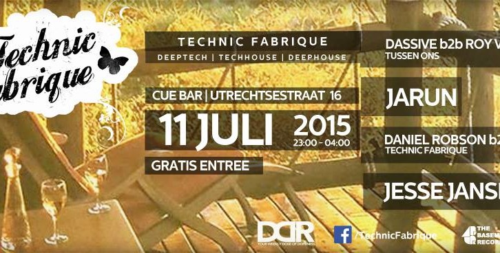 Technic Fabrique 11-07-15