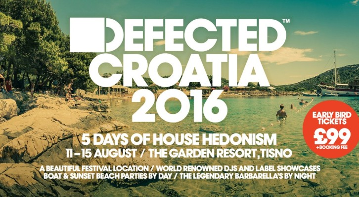 Defected Croatia 2016 - Is Croatia going to be the next best party destination?